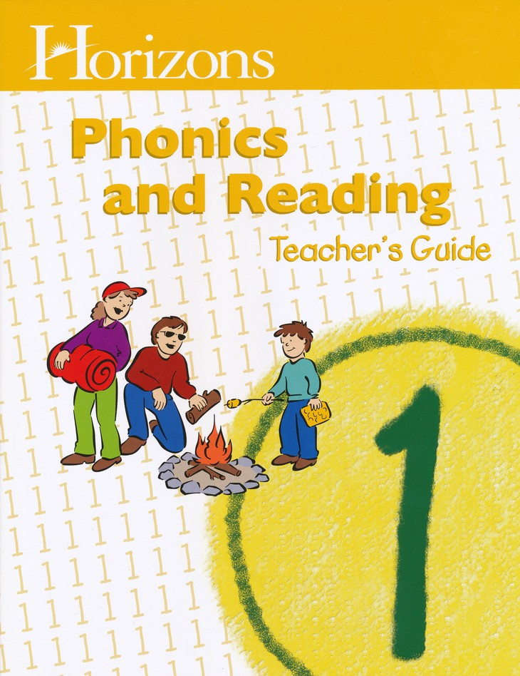 Horizons Phonics and Reading Level 1 Teacher's Guide
