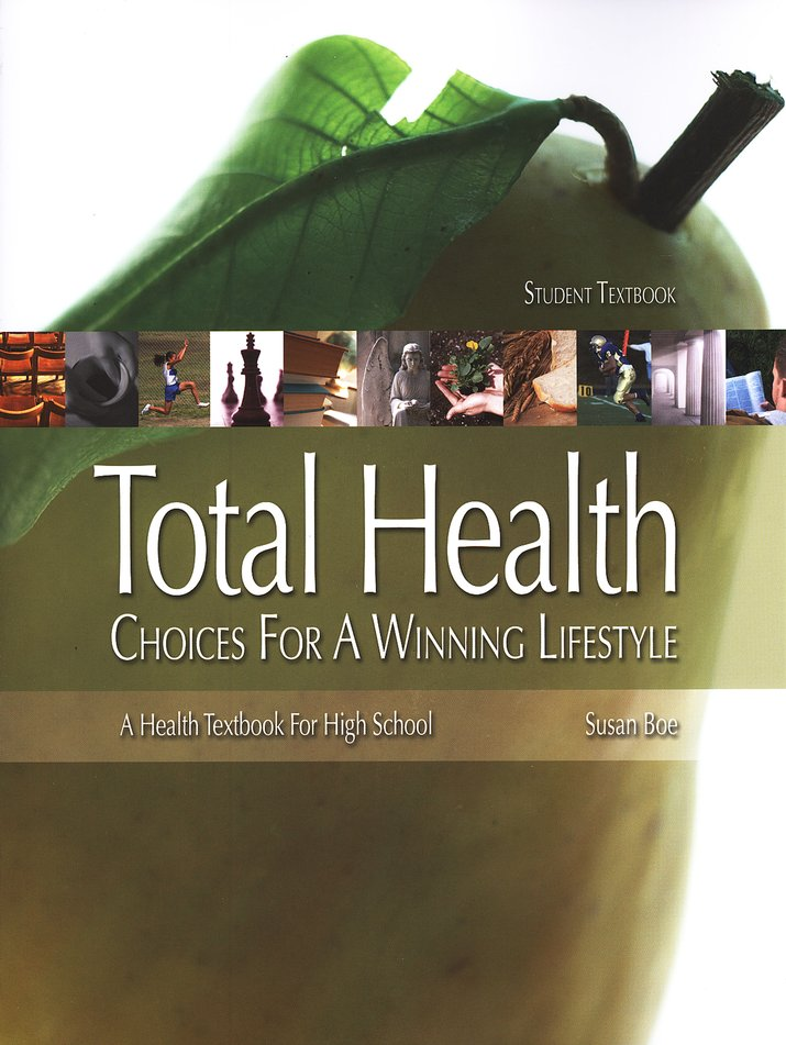 Total Health Student Textbook (High School)