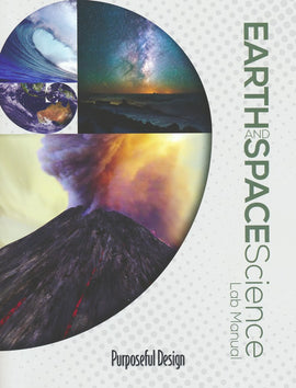 Earth and Space Science Student Lab Manual (Purposeful Design)