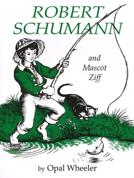 Robert Schumann and Mascot Zif