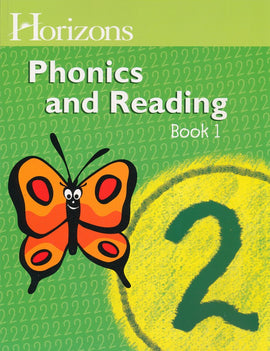 Horizons Phonics and Reading Level 2 Student Book 1