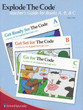 Explode the Code Teacher's Guide, Books A - C, 2nd Edition