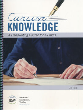 Cursive Knowledge Student Book