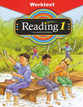 BJU Press Reading 1 Student Worktext, 4th Edition