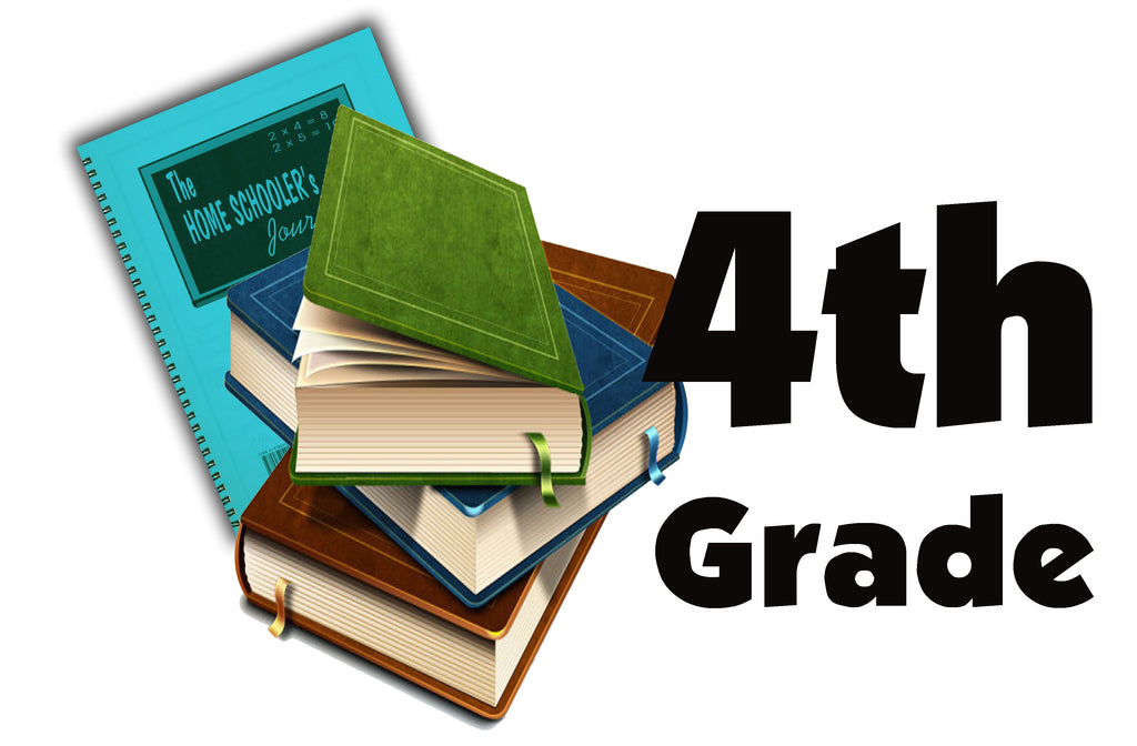 Grade 4 Complete Curriculum Package