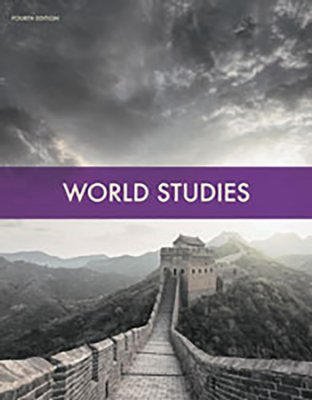 BJU Press World Studies Student Text (7th) (4th edition)