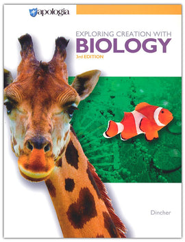 Apologia Exploring Creation with Biology Student Text, 3rd Edition