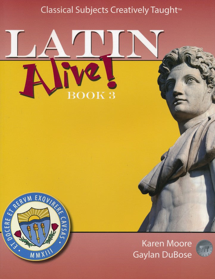 Latin Alive! Book 3 Student Edition