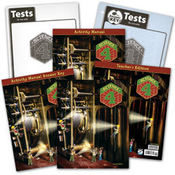 BJU Press Science 4 Home School Kit, 4th Edition