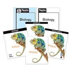 BJU Press Biology Home School Kit, 5th Edition
