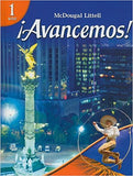 ¡Avancemos!: Student Edition Level 1 (2007 Edition) (USED)