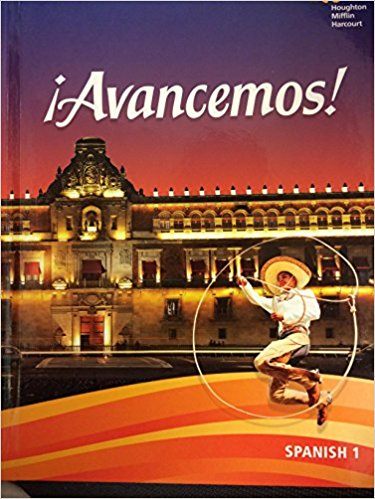 ¡Avancemos!: Student Edition Level 1 (2018, Spanish Edition) - PEP Florida Edition
