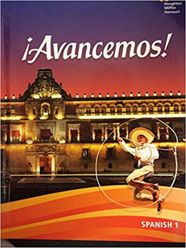 ¡Avancemos!: Student Edition Level 1 (2018, Spanish Edition) - PEP Florida Edition (USED)