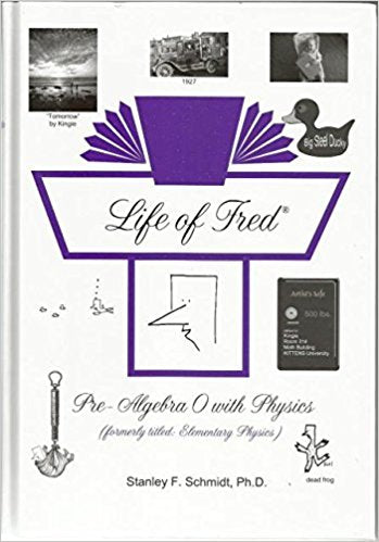 Life of Fred - Zillions of Practice Problems Pre-Algebra 0 with Physics (Middle School Math)
