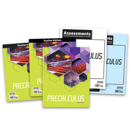 BJU Press Precalculus Home School Kit, 2nd Edition