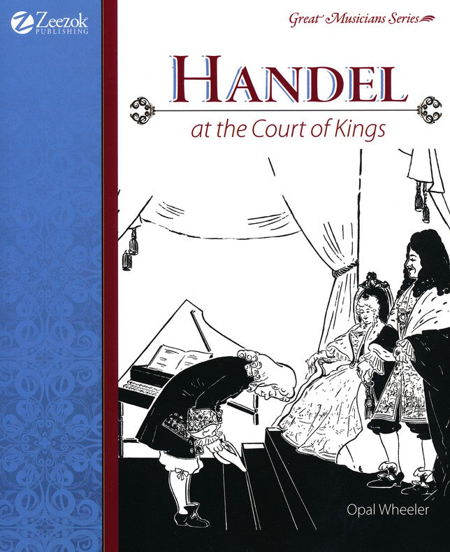 Handel, at the Court of Kings