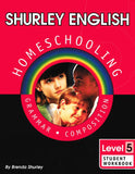 Shurley English Student Workbook - Grade 5