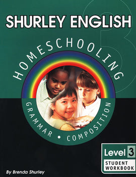 Shurley English Student Workbook - Grade 3