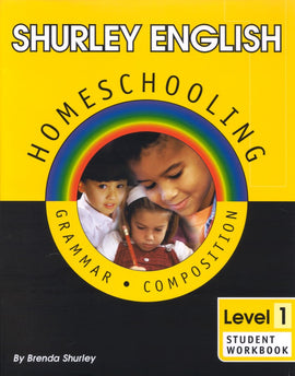 Shurley English Student Workbook - Grade 1