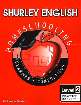 Shurley English Practice Booklet, Level 2