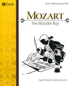 Mozart, The Wonder Boy
