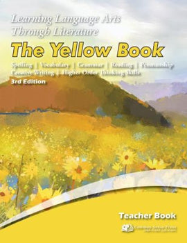 LLATL Yellow Teacher's Edition (3rd Grade skills) 3rd edition