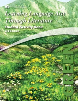 LLATL Green Student Activity Book (7th grade) 3rd Edition