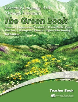 LLATL Green Teacher's Edition (7th Grade) 3rd Edition