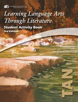 LLATL Tan Student Activity Book (6th Grade) 3rd Edition
