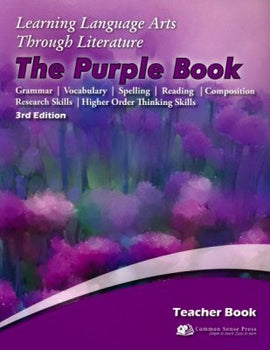LLATL Purple Teacher's Editon (5th Grade skills) 3rd Edition