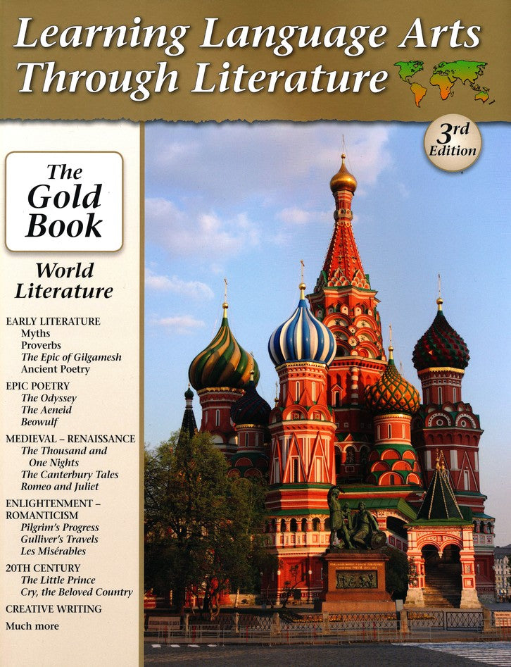 LLATL Gold World Literature Package