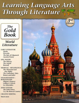 LLATL Gold Book - World Literature - Teacher/Student Edition 3rd Edition