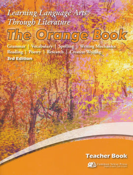 LLATL Orange Teacher's Edition (4th Grade skills) 3rd Edition