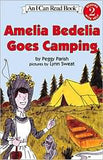 Amelia Bedelia Goes Camping - I Can Read Books: Level  2