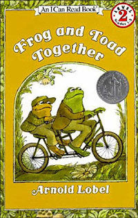 Frog and Toad Together - I Can Read Book Series: Level 2