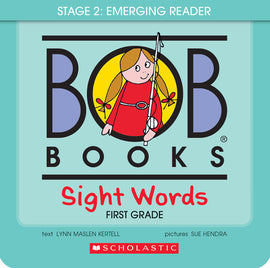 BOB Books: Sight Words (First Grade)