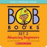 BOB Books - Set 2: Advancing Beginners