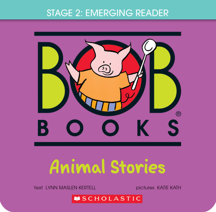 BOB Books: Animal Stories