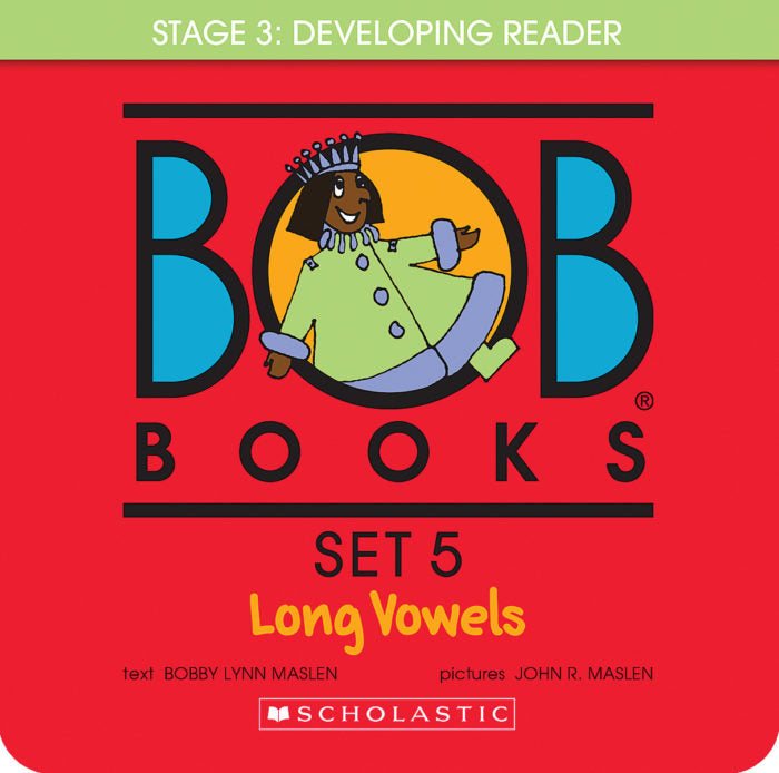 BOB Books - Set 5: Long Vowels