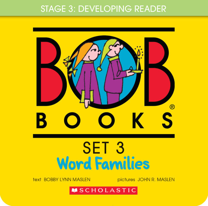 BOB Books - Set 3: Word Families