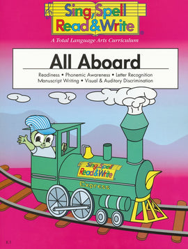 All Aboard for 2nd Edition SSRW (1998)