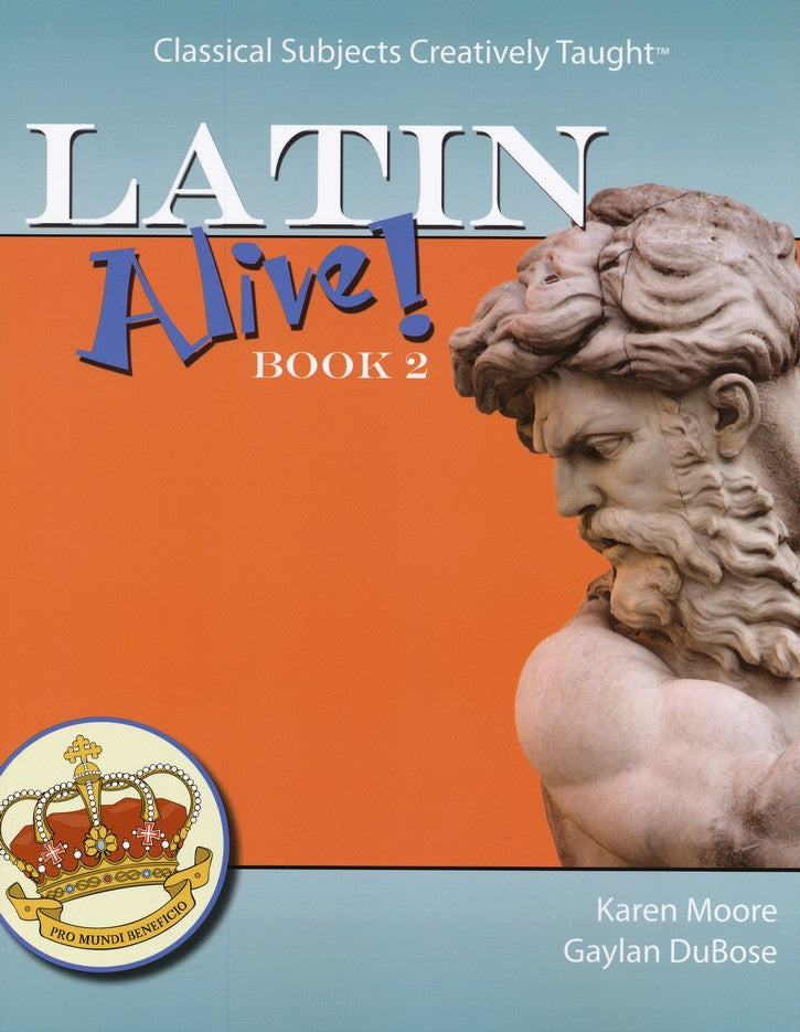Latin Alive! Book 2 Student Edition