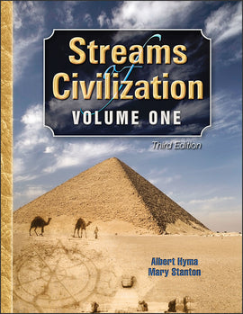 Streams Of Civilization Volume I Text, 3rd Edition