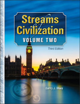 Streams Of Civilization Volume II Text, 3rd Edition