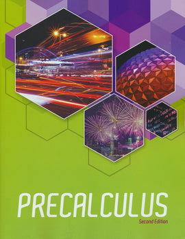 BJU Press Precalculus Student Text, 2nd Edition