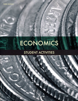 BJU Press Economics Student Activities Manual, 3rd Edition