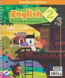 BJU Press English 2 Teacher's Edition, 3rd Edition