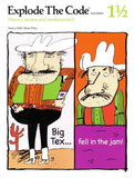 Explode The Code Book 1 1/2 - Grade K-1, 2nd Edition