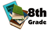 Grade 8 Complete Curriculum Package
