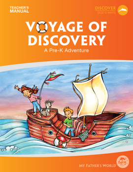 Voyage of Discovery Teacher's Manual